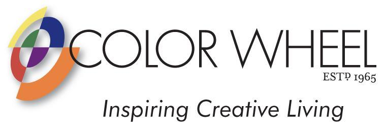 Color Wheel Logo