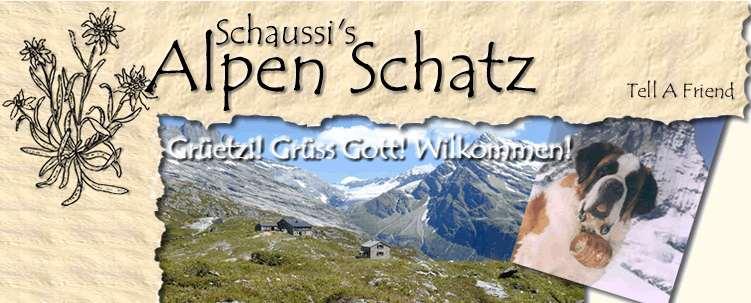 Screen Schot Alpen Schatz
