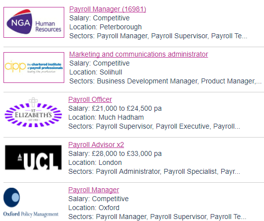 New Payroll Jobs - Apply Today, New Career Tomorrow