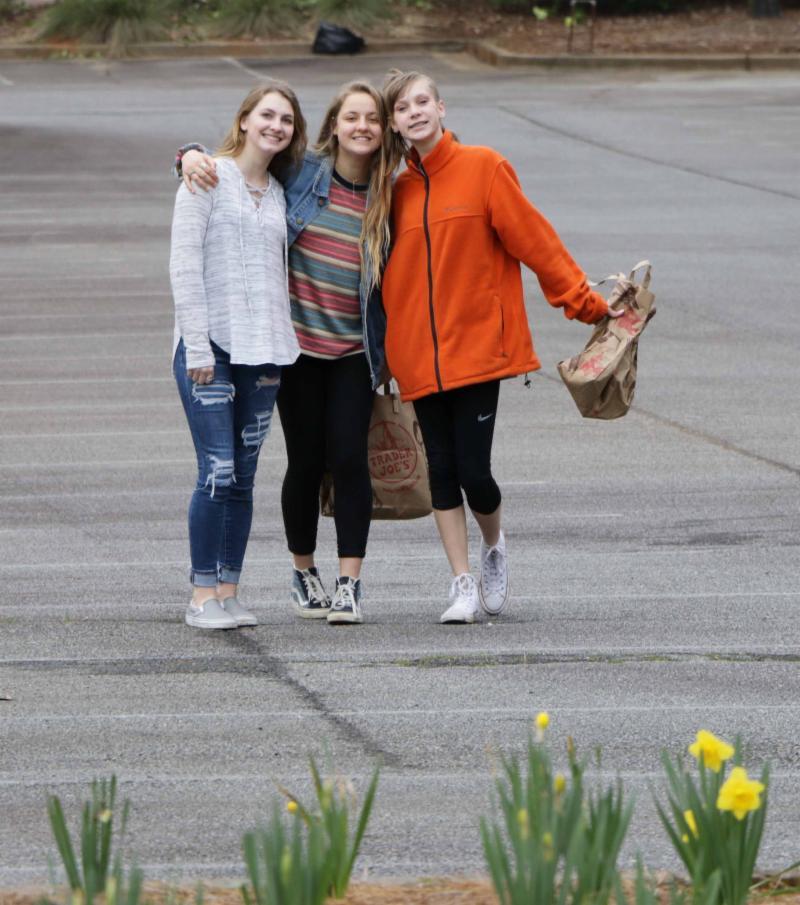Youth Egg Hunt 2018- girls