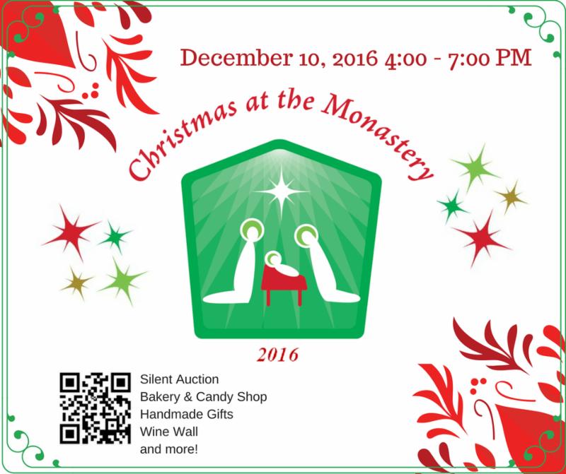 Christmas at the Monastery