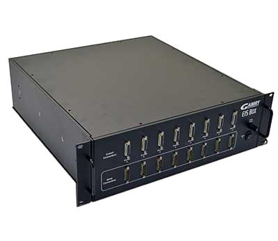 EIS Box - make impedance measurements on batteries