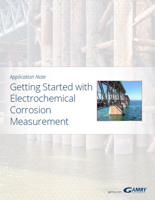 Getting Started with Electrochemical Corrosion Measurement