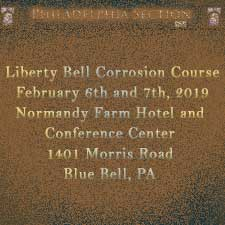 NACE Liberty Bell Corrosion Course