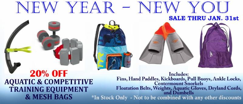 Aquatic Equipment Sale