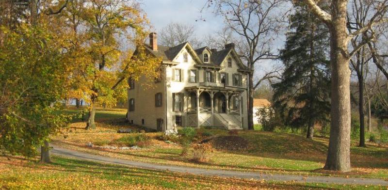 Centre Furnace Mansion Fall