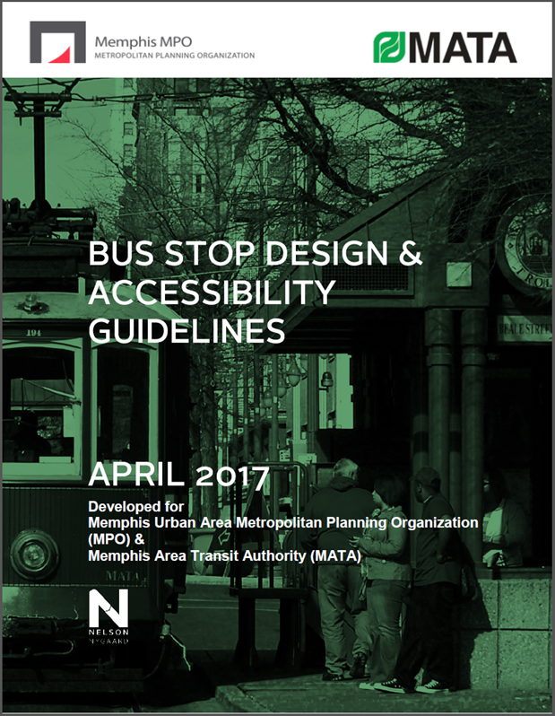 bus stop accessibility guidelines