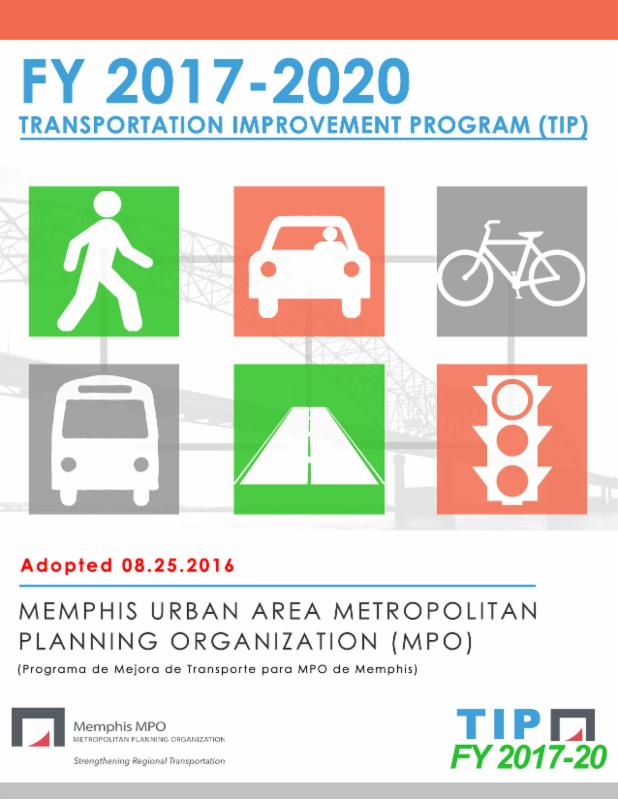 FY 2017-20 Transportation Improvement Program