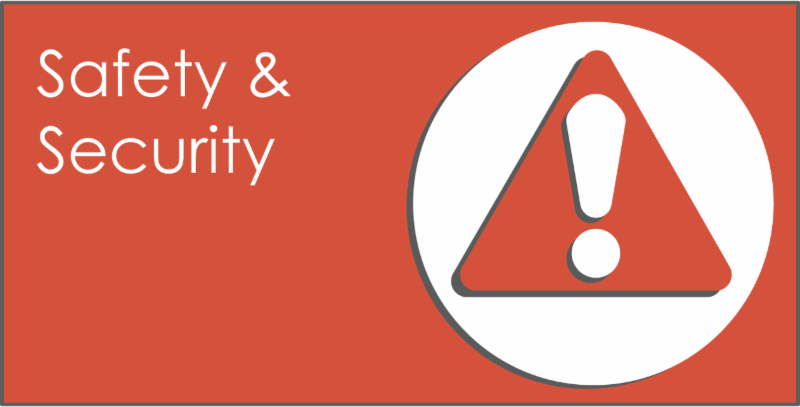 Increase the safety and security of the transportation system for all users.