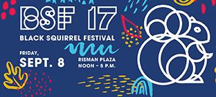 2017 Black Squirrel Festival_ September 8
