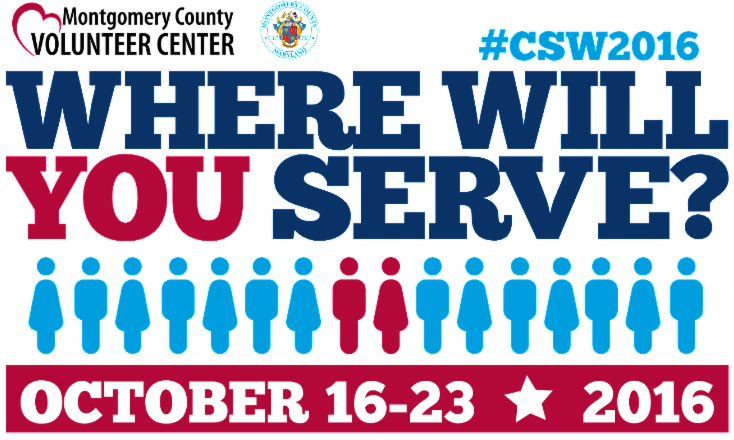 Community Service Week logo