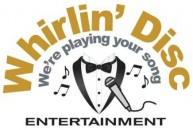 Whirlin Disc DJ logo