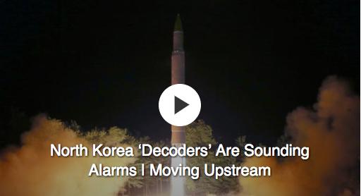 WSJ screenshot of DPRK Decoders