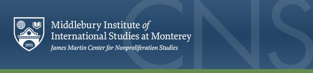James Martin Center for Nonproliferation Studies (CNS)