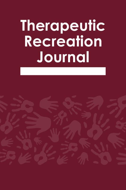 therapeutic recreation essays Role of recreation play and leisure in rehabilitation role of recreation, play and leisure in rehabilitation therapeutic recreation journal, 40(4).