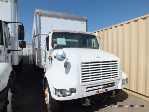 Last Chance! Shop Now! Step Vans, Vans, Box Trucks & Lift Gates