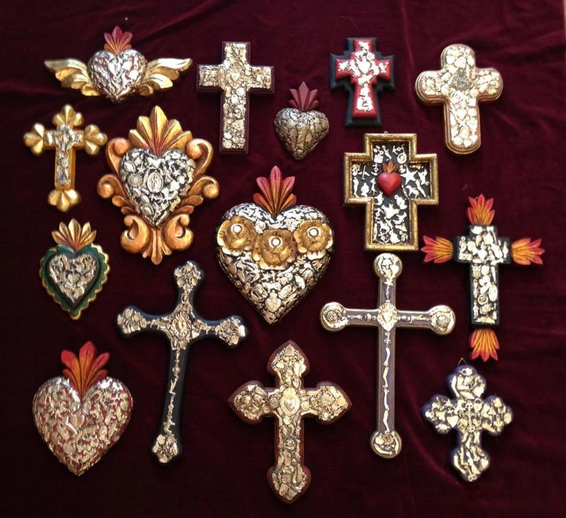 Milagro Hearts and Crosses