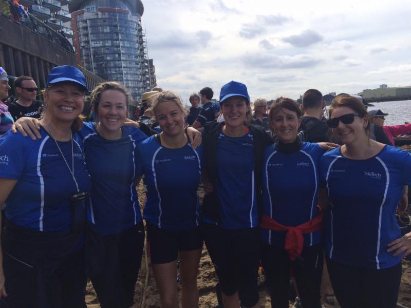 Debs Grt River Race