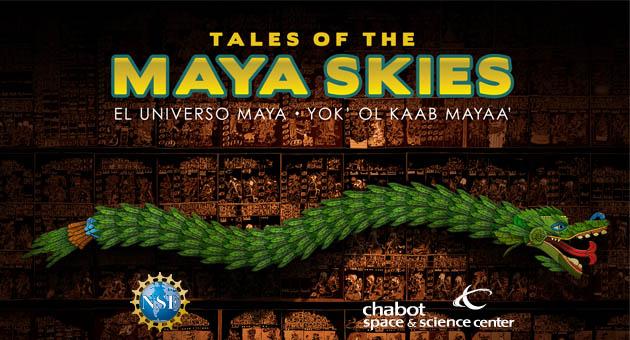 Tales of the Maya Skies Slide