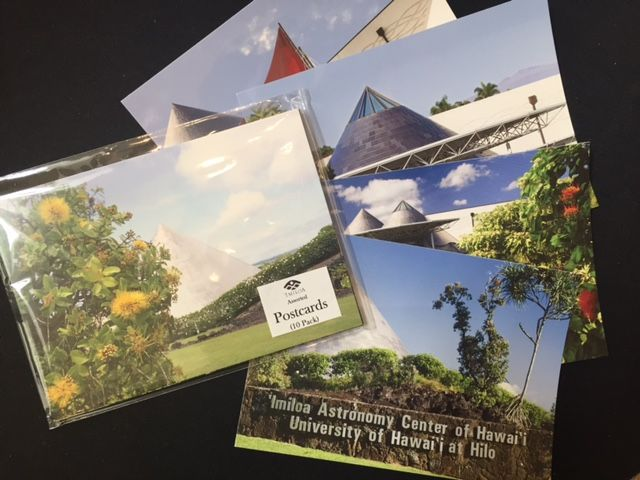 Imiloa postcard set