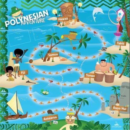 Polynesian Voyage game