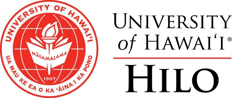UH Hilo logo
