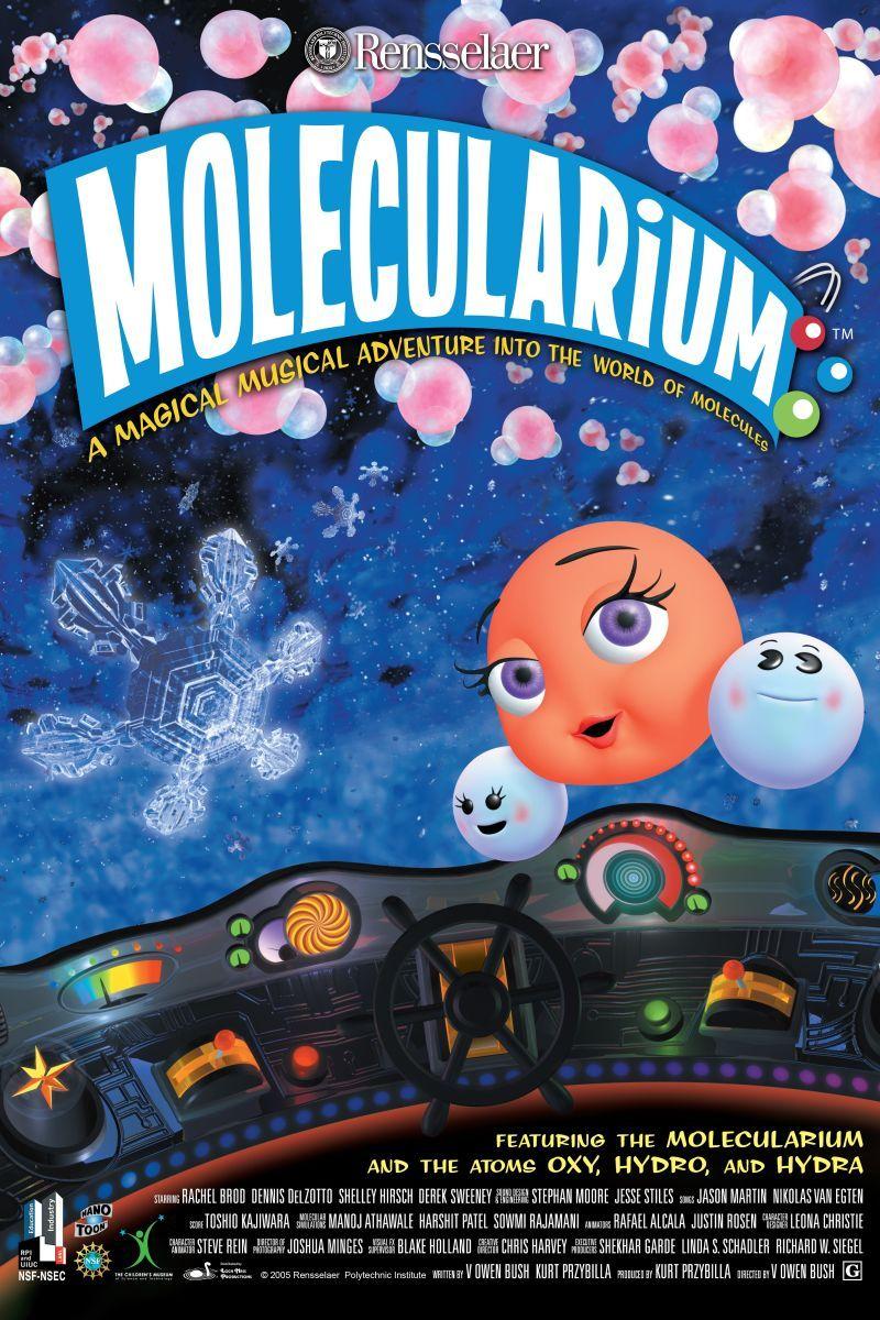 Molecularium Poster
