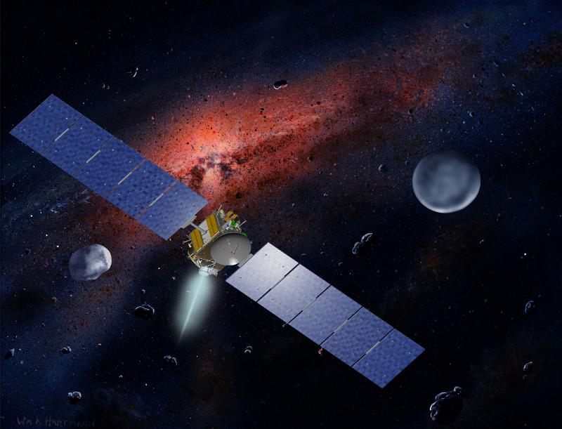 NASA_s Dawn Spacecraft