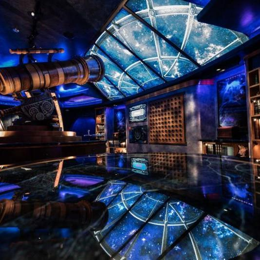 QolorFLEX LED Tape and Dimmers at Royal Caribbean_s Observatorium