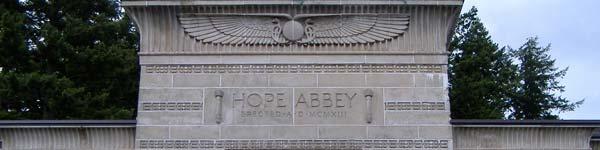 Hope Abbey Mausoleum