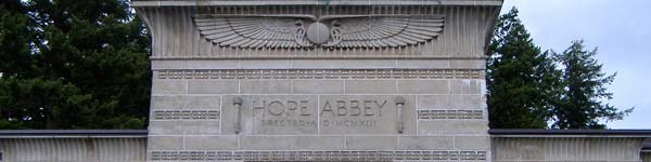 Hope Abbey Mausoleum