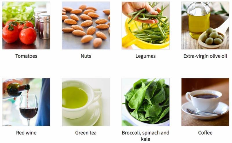 9-16 heart healthy foods