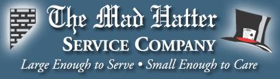 Mad hatter Logo Blue