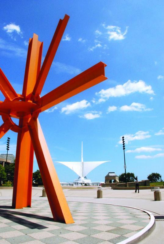 Downtown Milwaukee image
