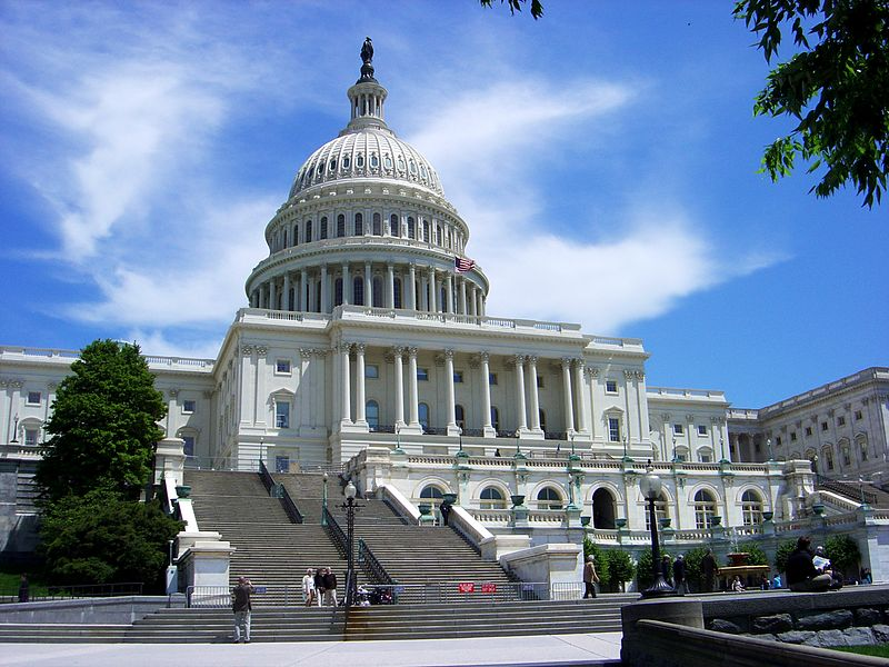 US Capitol building image