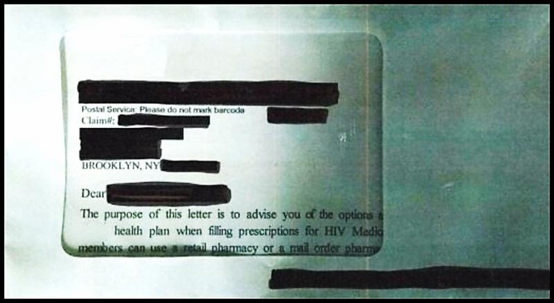 Health Plan Privacy Breach