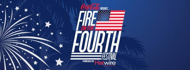 "Celebre el Día de la Independencia con ""Fire on the Fourth"""