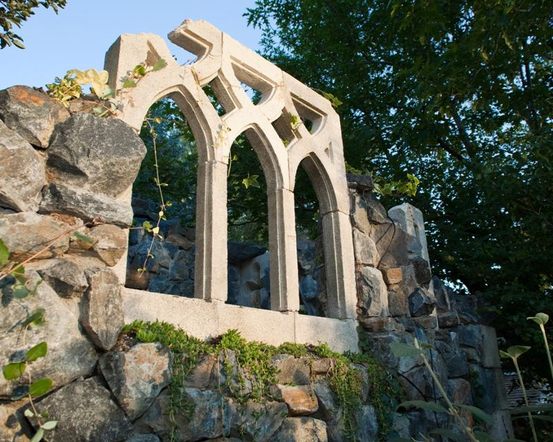 celtic arch