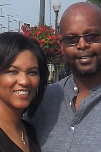 Jonathan and Audrea Gray