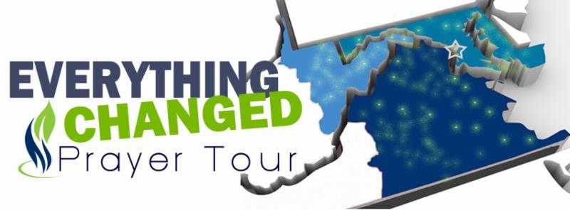 Everything Changed Prayer Tour