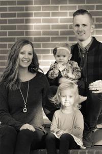 Andrew Dunbar family