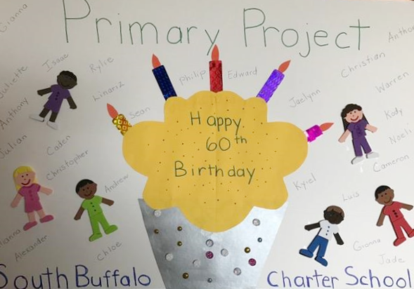 South Buffalo Charter School _More ideas on how to celebrate