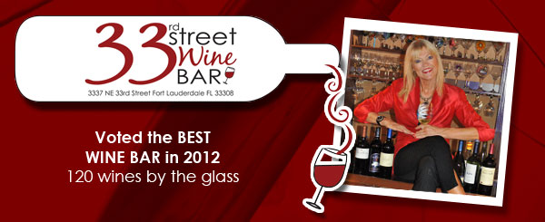 33rd St Wine Bar