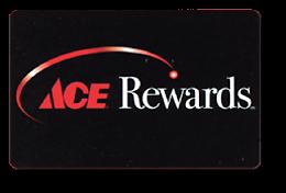 Ace Rewards Card