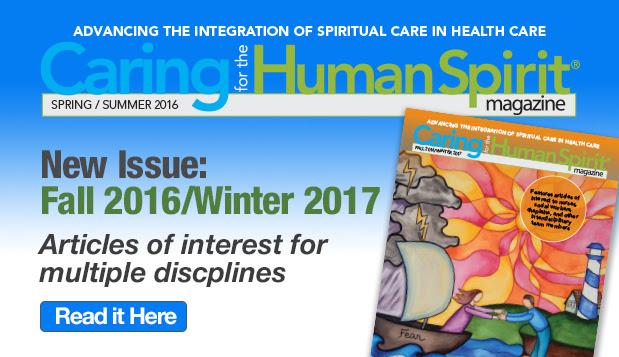 Recent blog posts - HealthCare Chaplaincy -