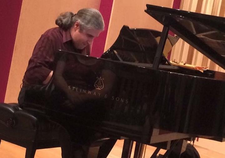John Bianculli NYC piano 2