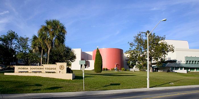 FL Southern College_FrankLloydWright