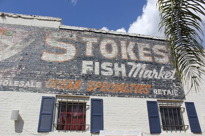 Stokes Fish Market, Sanford, FL