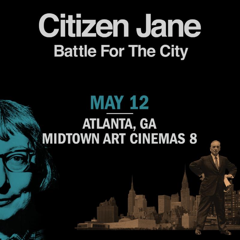 Citizen Jane Movie Date & location