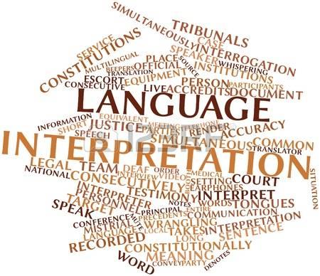 Word cloud_ interpretation